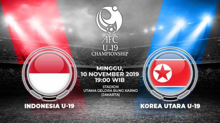 Laga Timnas Indonesia U-19 melawan Hong Kong dalam ajang Kualifikasi Piala AFC U-19, Jumat (8/11/19), pukul 19.00 WIB, bisa disaksikan lewat live streaming. - INDOSPORT
