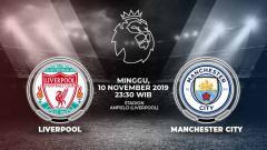 Indosport - Berikut prediksi pertandingan antara Liverpool vs Manchester City di Stadion Anfield, Minggu (10/11/19) WIB.