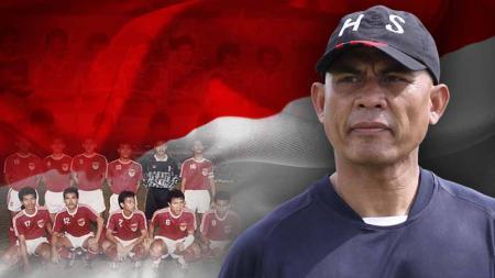 Herrie Setyawan salah satu pemain di Timnas Indonesia di Sea Games 1991. Foto: galamedianews.com - INDOSPORT