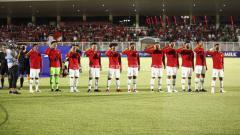Indosport - Para pemain Timnas Indonesia U-19 belum juga menjalani latihan normal dan masih menunggu kembalinya Shin Tae-yong.