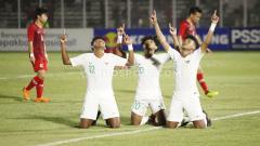 Indosport - Skuat Timnas Indonesia U-19 akan menantang Korea Utara di laga pamungkas Grup K Kualifikasi Piala Asia U-19.