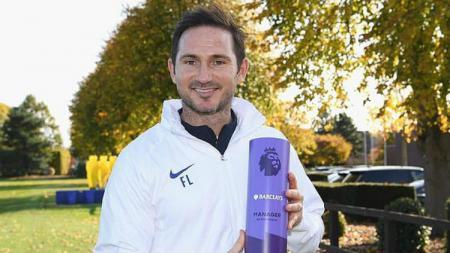 Frank Lampard ternyata menerapkan kedisiplinan tingkat tinggi sejak awal menukangi Chelsea. - INDOSPORT