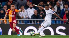 Indosport - Bintang muda Real Madrid, Rodrygo Goes, tampil gemilang musim ini bersama Los Blancos.