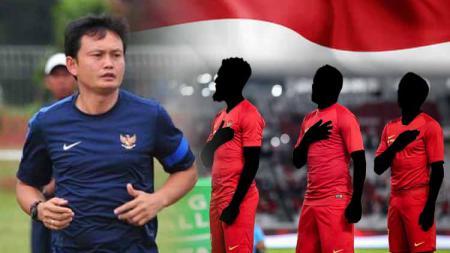 Dilatih caretaker Yeyen Tumena, 3 nama baru yang berpotensi masuk Timnas Indonesia - INDOSPORT
