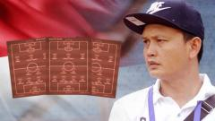 Indosport - Gantikan Simon McMenemy, 3 Formasi yang Bisa Dicoba Caretaker Yeyen Tumena untuk Timnas Indonesia