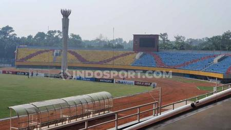 Stadion Gelora Sriwijaya, khususnya Jakabaring Sport City, diketahui sudah berpengalaman menggelar hajatan olahraga, baik tingkat nasional maupun internasional. - INDOSPORT