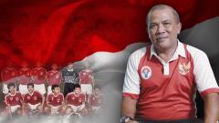 Indosport - Maman Suryaman salah satu pemain di Timnas Indonesia di Sea Games 1991.