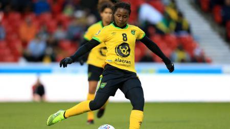 Tarania Clarke, pemain timnas wanita Jamaika yang dikabarkan tewas - INDOSPORT