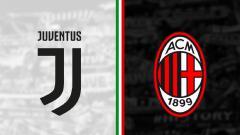 Indosport - Juventus vs AC Milan