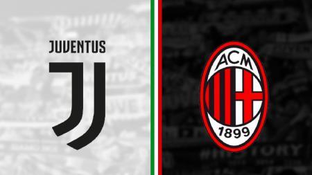 Pekan ke-12 kompetisi sepak bola Serie A Italia 2019-2020 menyajikan pertandingan penuh gengsi antara Juventus menjamu AC Milan yang akan digelar di Stadion Allianz, Senin (11/11/19) dini hari WIB. - INDOSPORT