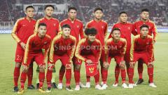 Indosport - Skenario Grup Neraka yang Mengancam Timnas Indonesia U-19 di Piala Asia
