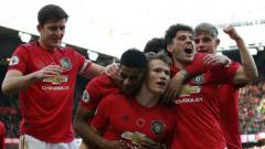 Indosport - Fans klub Liga Inggris Manchester United dan Serie A AC Milan jadi korban setelah akun resmi Twitter olahraga mengungkap kerinduan pada Liga Champions.