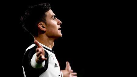 Raksasa sepak bola Serie A Liga Italia, Juventus, sebaiknya mempertahankan Paulo Dybala agar tak hengkang ke Barcelona. - INDOSPORT