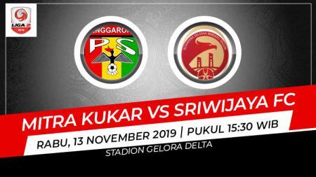 Prediksi pertandingan 8 besar Liga 2 Mitra Kukar vs Sriwijaya FC memperlihatkan adanya ambisi besar untuk kembali ke kasta tertinggi. - INDOSPORT