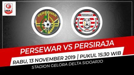 Pertandingan antara Persewar vs Persiraja Banda Aceh. - INDOSPORT