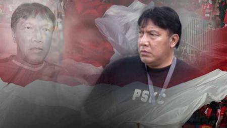 Salah satu legenda hidup Timnas Indonesia, Robby Darwis yang turut sukses meraih medali emas SEA Games 1987 dan 1991. - INDOSPORT