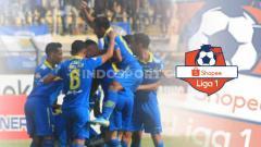 Indosport - Persib Bandung di Putaran Kedua Liga 1 2019 Semakin Lapar dan Lupa Caranya Kalah