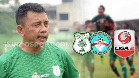 Pelatih klub Liga 2 PSMS Medan Jafri Sastra jelang Kontra Martapura - INDOSPORT
