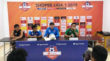 PSM Makassar mulai merasa terusik dengan padatnya jadwal jelang laga Shopee Liga 1 2019 melawan Persebaya Surabaya di Stadion Batakan, Balikpapan. - INDOSPORT