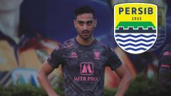 Indosport - 3 Fakta Amin Nazari, Adik Omid Nazari yang Diminta Gabung Persib