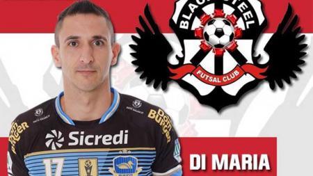 Pemain futsal asal Brasil, Henrique Di Maria, dirumorkan merapat ke Black Steel Manokwari - INDOSPORT