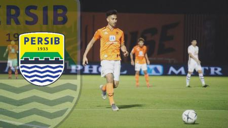 Adik Omid Nazari, Amin Nazari, bersama dua eks bek Persib Bandung, berhasil masuk ke dalam starting XI terbaik pemain asing ASEAN Liga Thailand 2019. - INDOSPORT