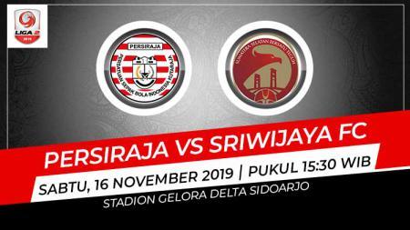 Hasil Pertandingan 8 besar Liga 2 2019 antara Persiraja Banda Aceh vs Sriwijaya FC berakhir imbang tanpa gol. - INDOSPORT
