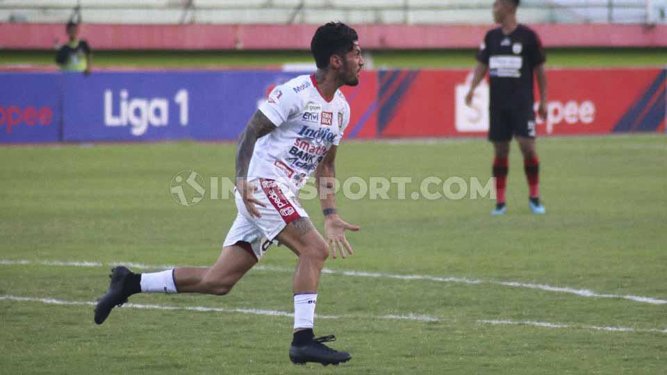 Bali United Hadapi PSIS Semarang, Lilipaly Pastikan Siap Tempur
