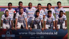 Indosport - Skuat Bali United di Shopee Liga 1 2019.