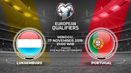 Berikut prediksi pertandingan antara Luksemburg vs Portugal dalam laga terakhir kualifikasi Euro 2020 Grup B, Minggu (17/11/19) WIB - INDOSPORT
