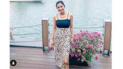 Indosport - Artis kenamaan Kirana Larasati.