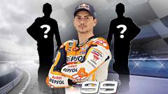 Indosport - Dalam perjalanan kariernya yang luar biasa di MotoGP, Jorge Lorenzo memiliki kisah rivalitas yang legendaris dengan pembalap-pembalap MotoGP lainnya.