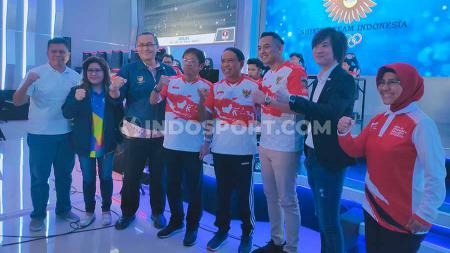 Wasit eSports asal Indonesia, Stanley Tjia akan menjadi International Technical Officer dalam SEA Games 2019 di Manila, Filipina. - INDOSPORT
