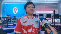 Indosport - Pemain Mobile Legends, Psychoo, dari tim ONIC eSports, mewakili Indonesia di cabang olahraga eSports pada SEA Games 2019 di Filipina.