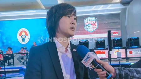 Richard Permana, manajer Timnas eSports untuk SEA Games 2019 di Filipina. - INDOSPORT