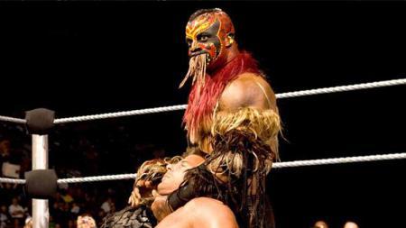 Pegulat WWE Smackdown, The Boogeyman. - INDOSPORT