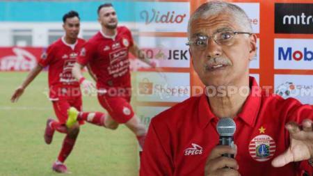 Bisa membawa Persija Jakarta lolos dari degradasi, apakah Edson Tavares layak dipertahankan untuk Liga 1 musim depan? - INDOSPORT