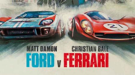 Film balap mobil Ford vs Ferrari - INDOSPORT