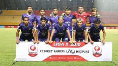 Indosport - Persita Tangerang di Liga 2 2019.