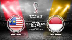 Indosport - Berita sport: Prediksi pertandingan Kualifikasi Piala Dunia 2020 antara Timnas Malaysia vs Timnas Indonesia, duel gengsi demi harga diri Tanah Air.