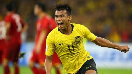 Malaysia berpeluang kembali naik di peringkat FIFA bulan November jika mengalahkan Timnas Indonesia di ajang Kualifikasi Piala Dunia 2022, Selasa (19/11/19). - INDOSPORT