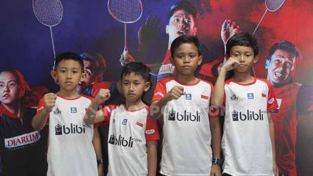 Empat Anak asal Sekolah Indonesia Kuala Lumpur yang Ikuti Audisi PB Djarum di Kudus - INDOSPORT