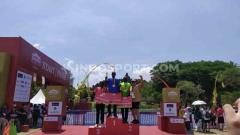 Indosport - Pelari Kenya dominasi ajang Borobudur Marathon 2019.