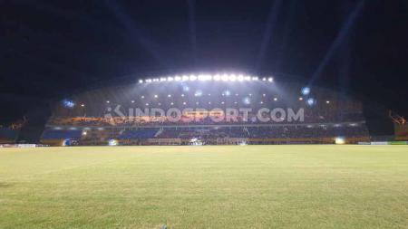 Stadion Gelora Sriwijaya Jakabaring, Palembang. - INDOSPORT
