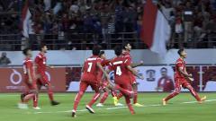 Indosport - Timnas Pelajar U-18 Indonesia mengawali langkah dengan baik di ajang Asian Schools Football Championship (ASFC) U-18 dengan skor 8-0.