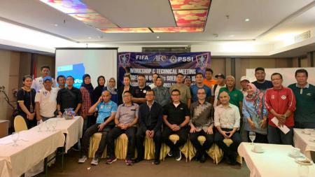 Asprov PSSI DKI Jakarta Gelar Piala Soeratin U-17 dan U-15 dalam rangka persiapan Piala Dunia U-20. - INDOSPORT