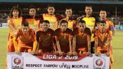 Indosport - Skuat Persiraja Banda Aceh di Liga 2 2019.