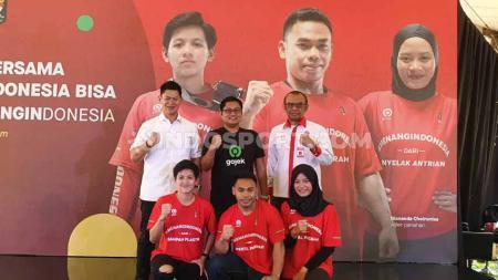 Langkah kontingen Indonesia berjuang di SEA Games 2019 akan mudah, hal ini dikarenakan mereka akan mendapat dukungan penuh dari masyarakat Tanah Air. - INDOSPORT