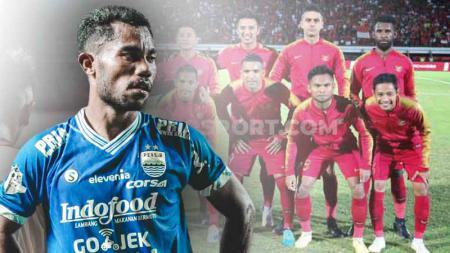 Menakar Peran Ashley Cole-nya Persib Bandung, Ardi Idrus Andai Debut Bersama Timnas Indonesia. - INDOSPORT