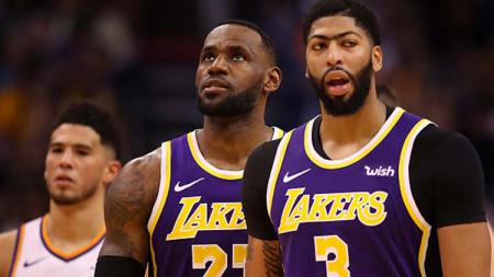 Jadwal pertandingan NBA hari ini, Sabtu (10/01/20), akan menampilkan dua laga menarik. - INDOSPORT